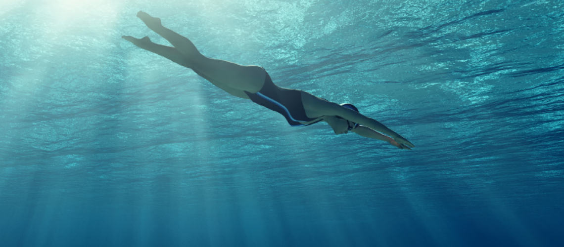 CHAMPS Consulting - swimming mental health benefits - blog post